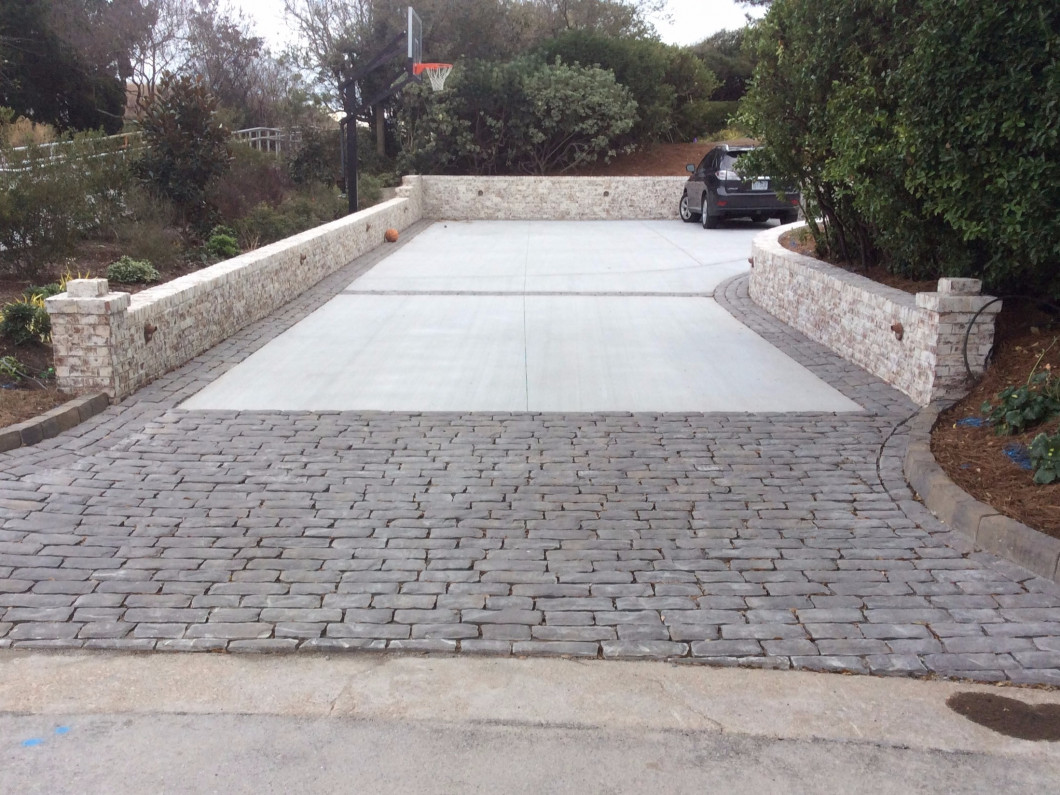 Have a Decorative Driveway That Rocks